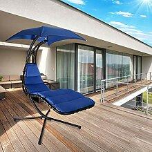 KESSER® - Schwebeliege mit Sonnenschirm,