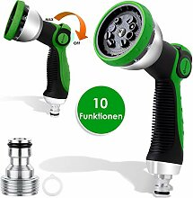Kesser® Gartenbrause Garten-Handbrause Premium 10