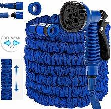 Kesser® Gartenschlauch 30m Flexibler Basic