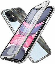 Keteen Rundum Hülle iPhone 11 Magnetische
