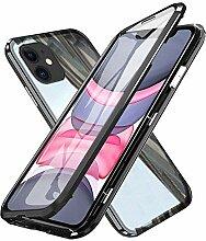 Keteen Rundum Hülle iPhone 11 Magnetische Cover,