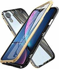 Keteen Rundum Hülle iPhone XR Magnetische
