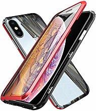 Keteen Rundum Hülle iPhone XS Max Magnetische