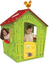 Keter 17185442 Kinderspielhaus Magic Gartenhaus Spielhaus Kinderhaus