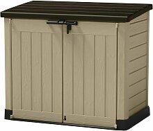 Keter Gartenbox Aufbewahrungsbox Mülltonnenbox