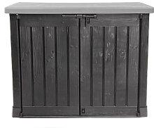 Keter Mülltonnenbox Gartenbox Max Kunststoff