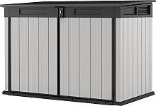 Keter Mülltonnenbox Geräteschuppen Premier Jumbo