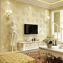 ketian europäischen Luxus Styel Vlies 3D Blume