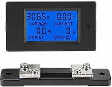 KETOTEK Ammeter Voltage Spannung Meter Shunt
