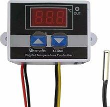 KETOTEK Temperaturregler Thermometer Temperatur