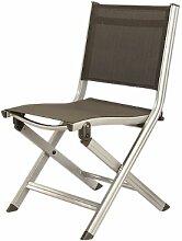 Kettler Basic Plus Balkon Sessel silber/anthrazit,