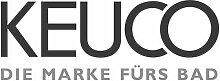 Keuco–Glasregal mit Inhaber, espato. MSF,