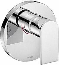 Keuco 53071010181 Edition 300 Dusch Armatur Unterputz, chrom