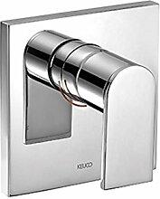 Keuco 53071010182 Edition 300 Dusch Armatur Unterputz, chrom