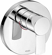 Keuco 54971170181 Plan Dusch Armatur Unterputz, aluminium-finish