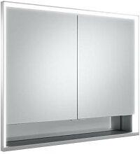 Keuco Royal Lumos Unterputz-Spiegelschrank mit