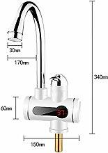 Kevin Sofortige heiße elektrische Hahn-Heizung Sofort-Wasser-Heizung intelligente Digital-Anzeige