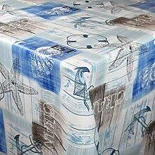 KEVKUS Wachstuch Tischdecke 160 cm Breite