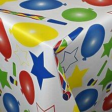 KEVKUS Wachstuch Tischdecke K150180 Luftballon
