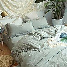 Kexinfan Bettbezug Baumwollprinzessin Feng Shui