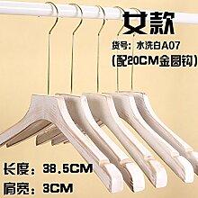 Kexinfan Kleiderbügel Verdickung Kleidung