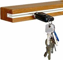 Key rack | Schlüsselbrett aus Eichenholz und