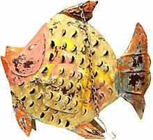 Keyhomestore Teelichthalter aus Eisen Deko