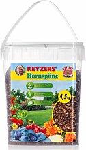 Keyzers Hornspäne Düngemittel 4,5 KG