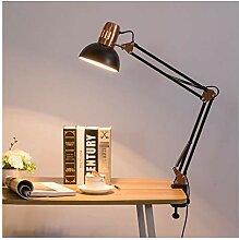 KF Tischlampe, Retro Design Schreibtischlampe Mit