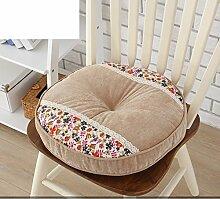 KFIENKSGNDKJF Runde Kissen büro Stuhl Sitz