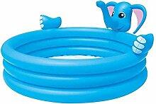KFRSQ Whirlpool Swimmingpool Aufblasbar Pool