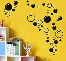 KGKBH Wandaufkleber DIYWandkunst Kinder Bad WC