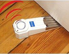 KH 100185 - Alarm-Türstopper, Türkeil, weiß