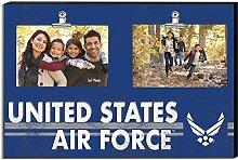 KH Sports Fan Air Force Bilderrahmen mit Clip,