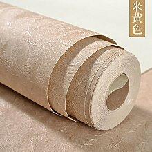 KHSKX-10X0.53M Einfach Rein Weiße Seide Tapete Alle Treffer Deutlich Geprägt. Naizang Umweltschutz Wand Tapeziert Wasserdicht,B