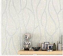 KHSKX-3D - 3D - Gestreifte Tapeten, Schlafzimmer, Wohnzimmer, Tv Hintergrund Wand, Modernen Minimalistischen Vlies Tapete, 10 * 0.53M,C