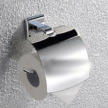 KHSKX Bad-Accessoires-Mode-einfache Tissue-Papier Halter Papierhalter