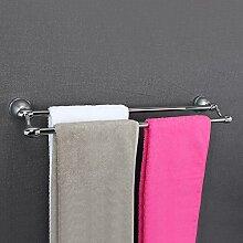 KHSKX Badezimmer Handtuchhalter Handtuchhalter Doppelzimmer Badezimmer Accessoires im Badezimmer Handtuchhalter , 2524d{60cm}