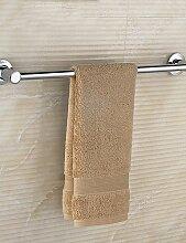 KHSKX Bo Dong Handtuchhalter Bad-Accessoires aus Edelstahl Handtuchhalter Kupfer Teile fett Strebe