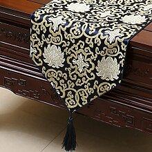 KHSKX chinesische pastoralen tabelle flagge, tischdecken, kaffee, tischdecken, bett - flagge, kabinett flagge, tabelle matte, langen tisch tuch,f,33.