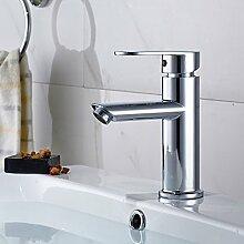 KHSKX-Cu Alle rotierenden Erkältung Mixer Heiße und kalte Dusche Waschbecken hochwertige Armatur Waschbecken einzigen Griff Hochwertiger Wasserhahn