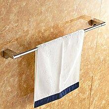 KHSKX Edelstahl Handtuchhalter Handtuchhalter bad accessoires badezimmer Handtücher