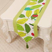 KHSKX einfache pastoralen tabelle flagge, tischdecke, kaffee, tischdecken, bett - flagge, kabinett flagge, tabelle matte, langen tisch tuch,d,mit 33 *
