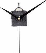 KHSKX Hochwertige Scan mute DIY-Bewegung Bewegung wall clock clock clock Bilderrahmen Haken des Riemens, der Zeiger