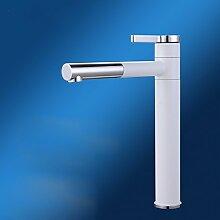 KHSKX-Hohe Qualität, Warmes und Kaltes Wasser Waschbecken hochwertige Armaturen Mix Waschbecken Waschbecken Badezimmer Schrank Mixer