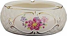 KHSKX keramik - aschenbecher, aschenbecher, wohnzimmer, dekoration, europäischen stil zigarre aschenbecher