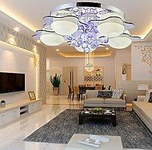KHSKX Neue Lampe wohnzimmer schlafzimmer Decke moderne, minimalistische Mode Studie stars Lampe 60cm