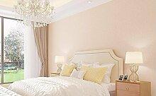 KHSKX-Nicht Aus Tapete Schlafzimmer Warme Wohnzimmer Color Einfaches Modernen Tapeten 0.53M 10 *,C