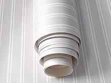 KHSKX-Vertikale Gestreifte Wohnzimmer, Kinderzimmer, Wohnzimmer, Schlafzimmer, Tapeten, Schlafzimmer, Männer Und Frauen, Umweltschutz Aus Tapete, 10 * 0.53M,C