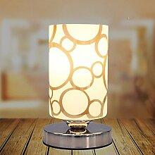 KHSKXmoderne, minimalistische lampe, kreative mode - schlafzimmer mit lampe, eine untersuchung der wohnzimmer - lampe